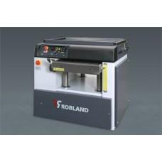 Рейсмусовый станок Robland D 630 ширина строгания 630 мм, 5-22 м/мин, 2 ролика на столе, секционный вал подачи, мотор 7,5 кВт