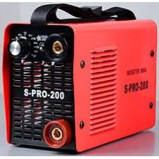 Сварочный инвертор S-PRO-200