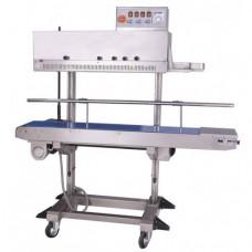Вертикальный конвейерный запайщик с правой подачей FRM-1120LD