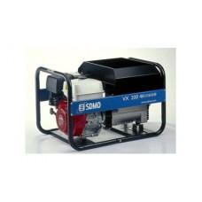 Бензогенератор с функцией сварки SDMO-VX200/4 HC