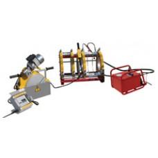 SP160 - комплектная машина для сварки напорных полимерных трубопроводов, в том числе газопроводов.