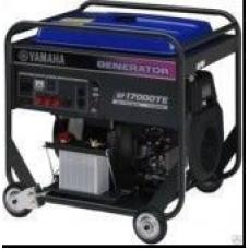 Бензиновый генератор Yamaha EF 17000 TE с АВР