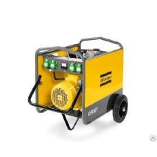 Дизельный генератор CFD 67 Lombardini 15 LD 350